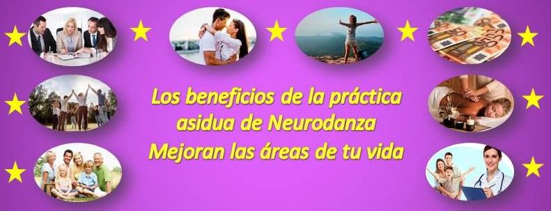 Los beneficios de Neurodanza aumentan la autoestima, desarrollan la inteligencia emocional, amplían el crecimiento personal y contribuyen a mantener una actitud positiva ante la vida.