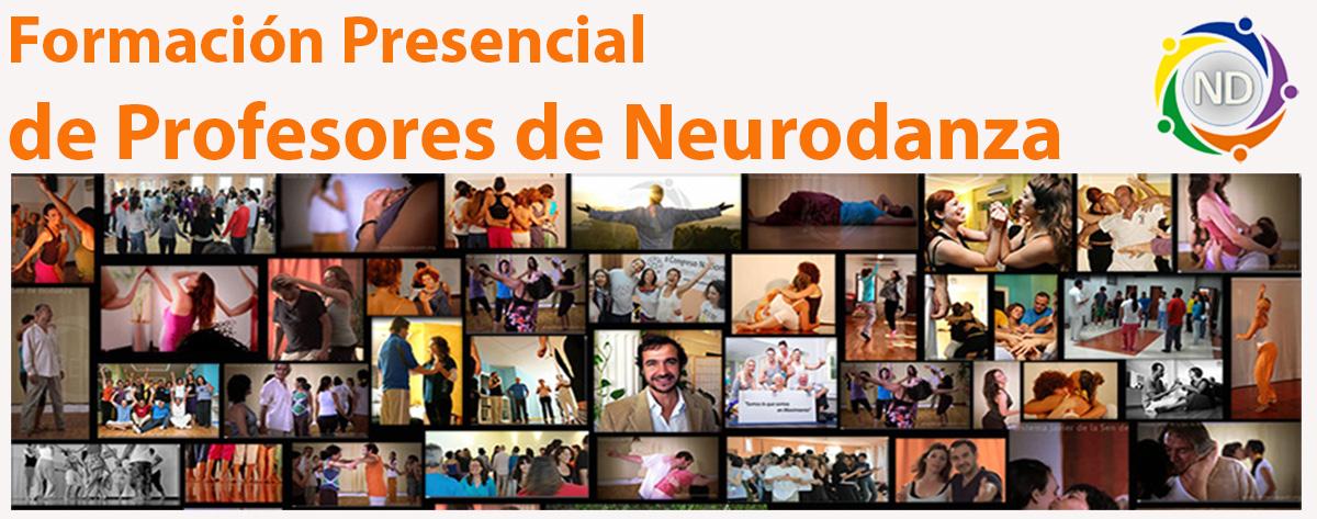 Formación en Neurodanza presencial