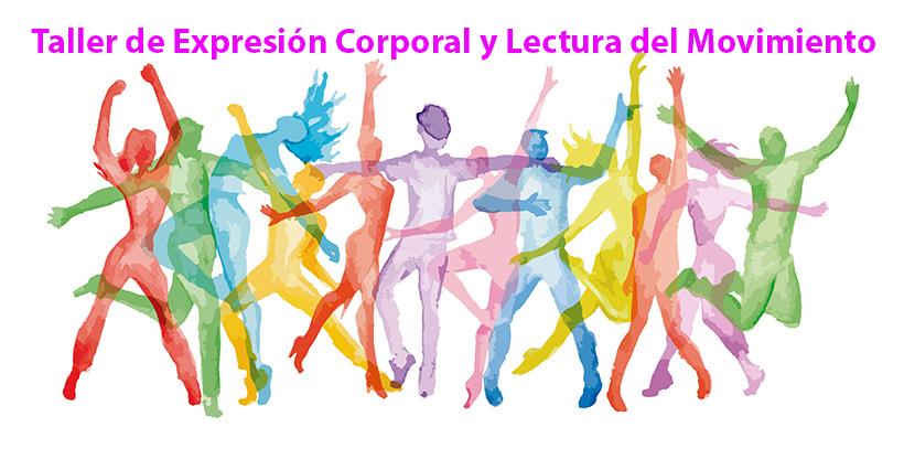Taller de expresión corporal y lectura del movimiento con Neurodanza
